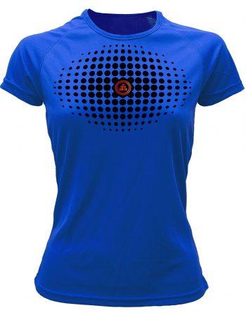 camiseta running mujer degradado es