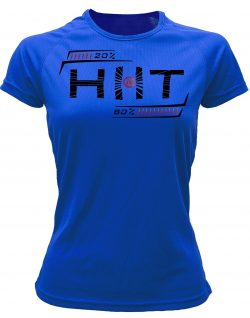 Camiseta Hiit Mujer
