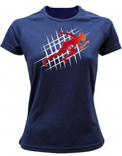 Camiseta de deporte running