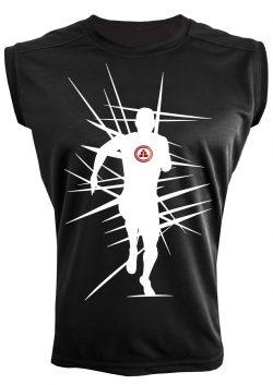 Camiseta de deporte sin mangas