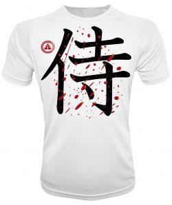 Camiseta deportiva Samurái B