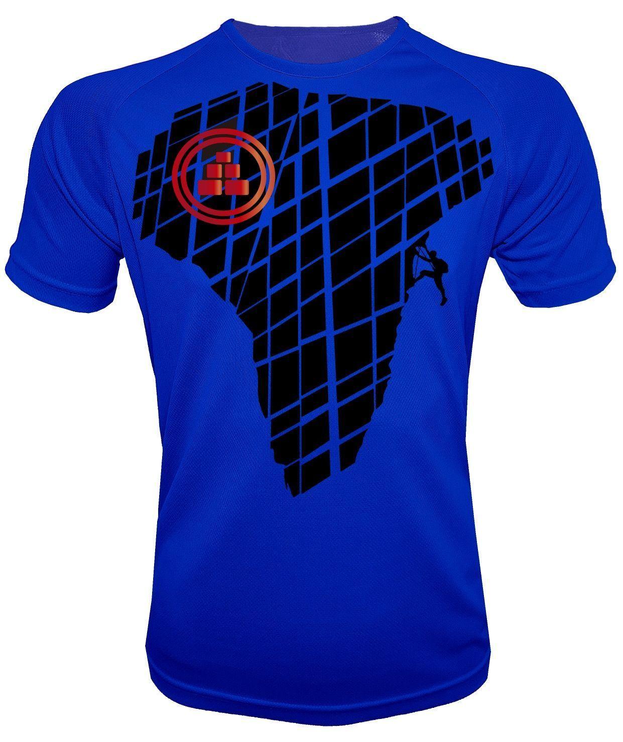 Camiseta deportiva montaña AR