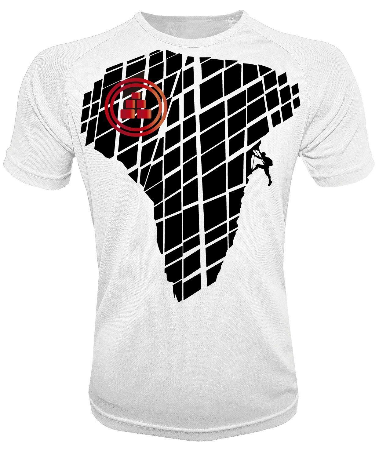 Camiseta deportiva montaña B