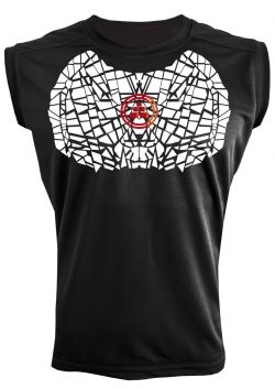 Camiseta sin mangas mosaico