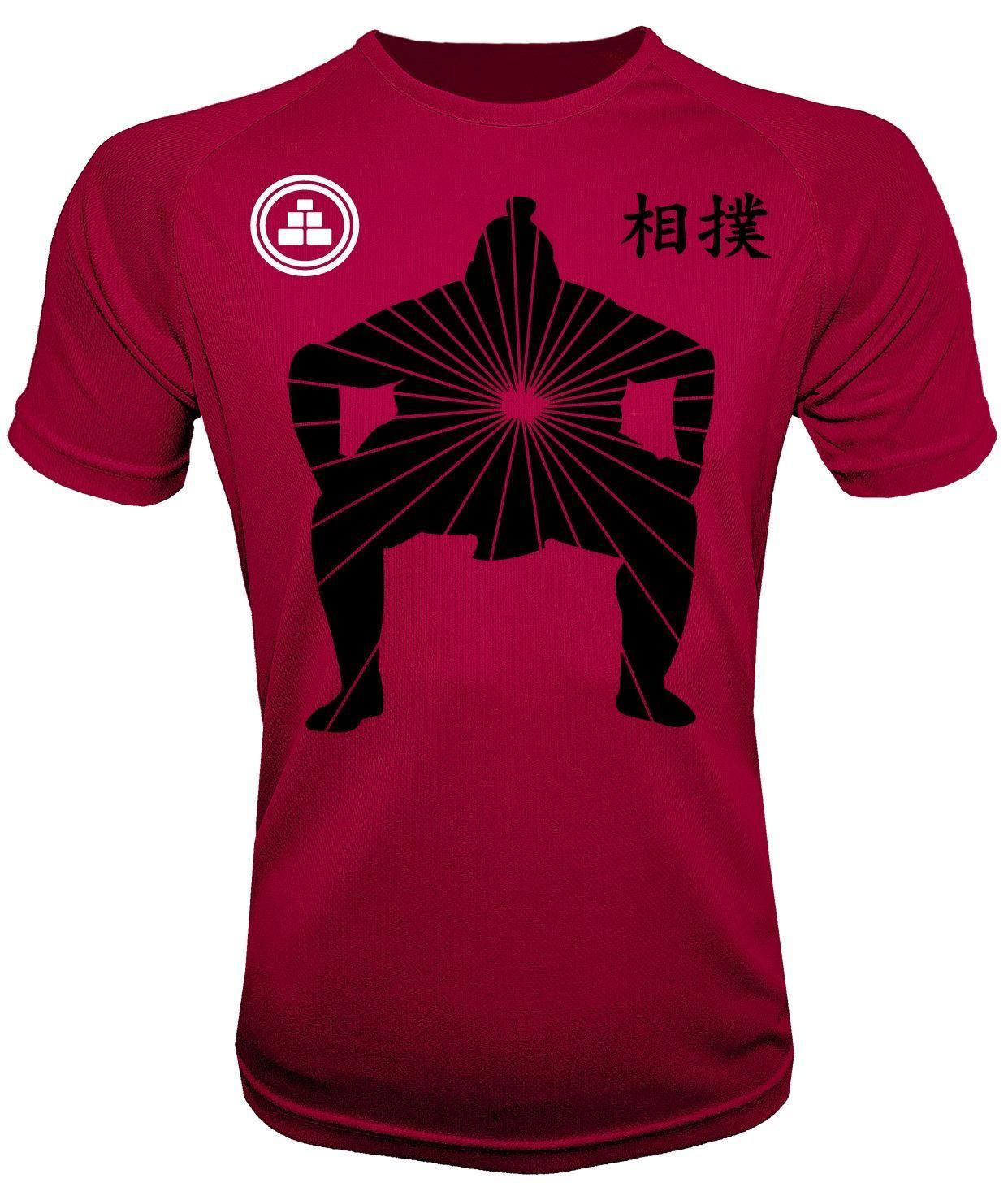 Camiseta de deporte Sumo R