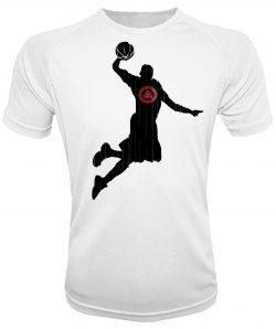 Camiseta de deporte Básquet