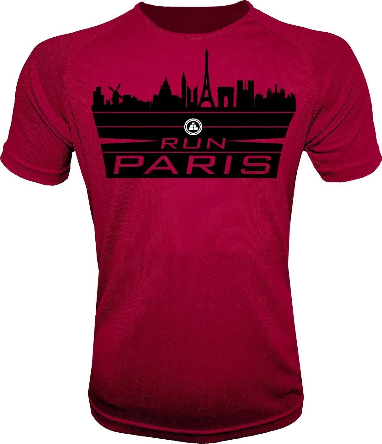 Camiseta de deporte París R