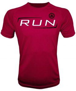 Camiseta de deporte RUN R