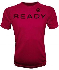 Camiseta de deporte Ready R