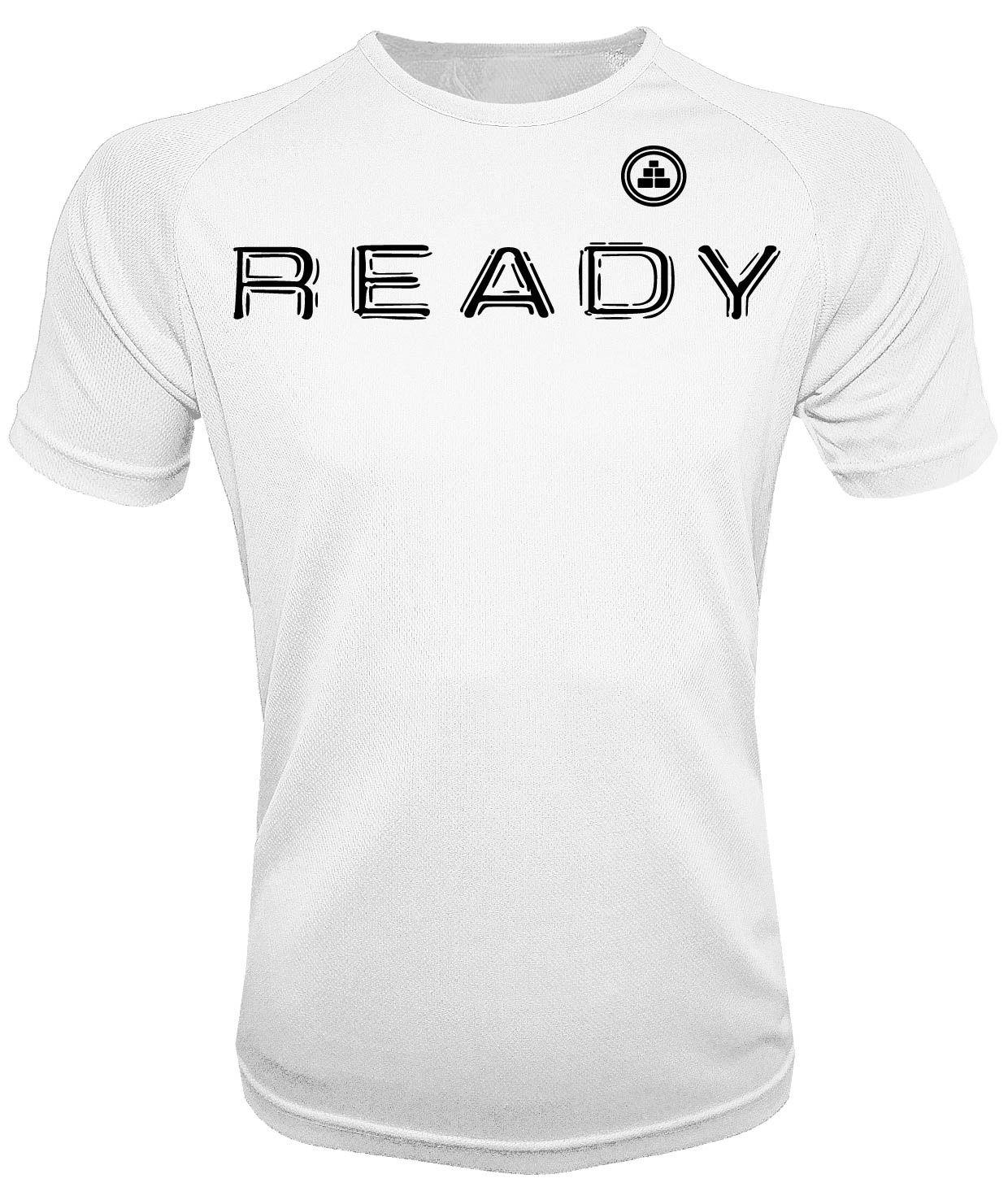 Camiseta de deporte Ready B