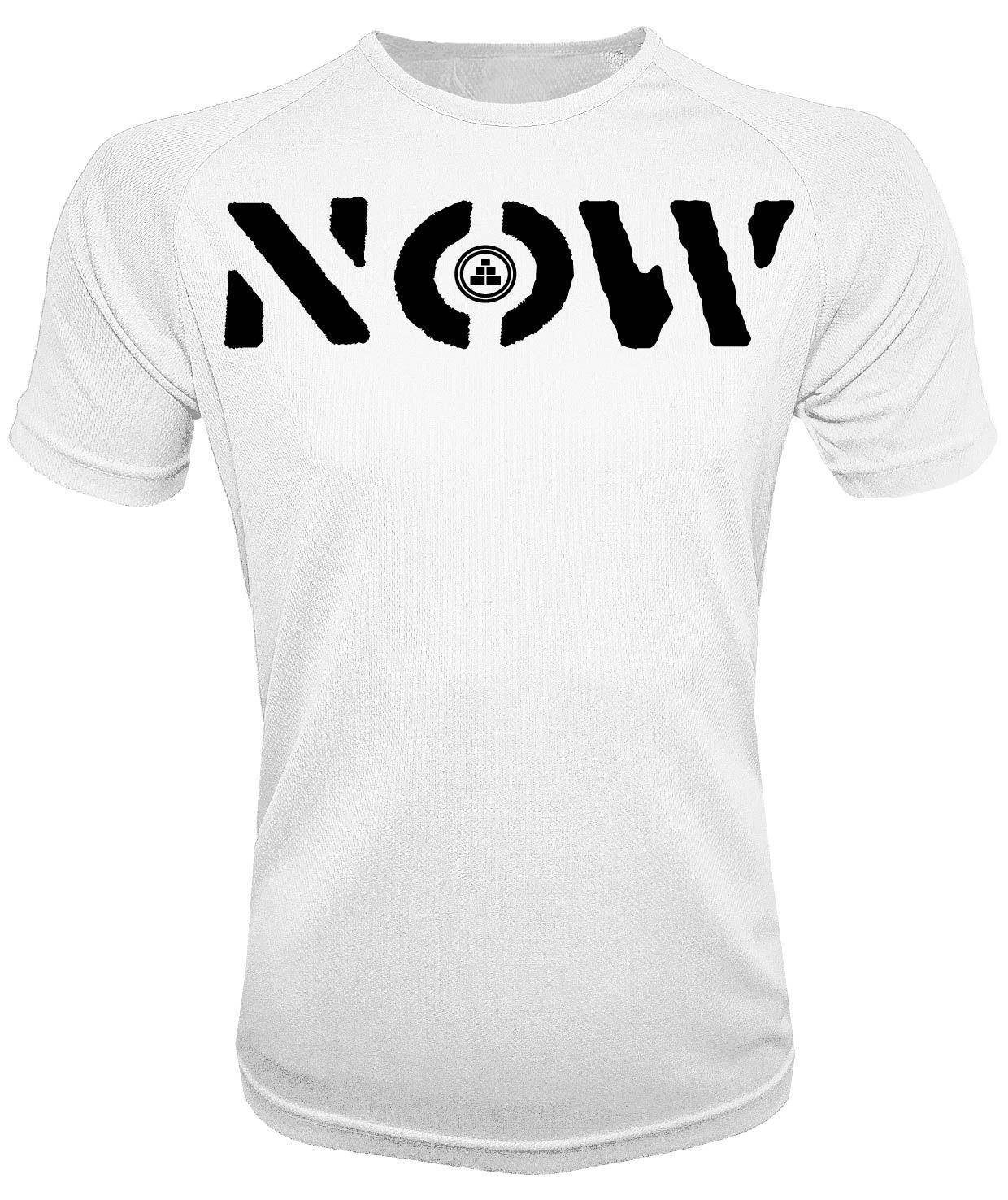 Camiseta deportiva NOW B