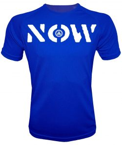 Camiseta deportiva NOW AR