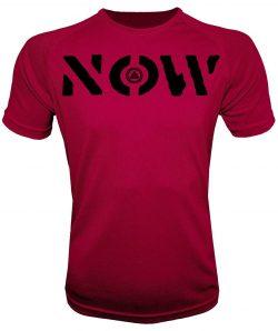 Camiseta deportiva NOW R