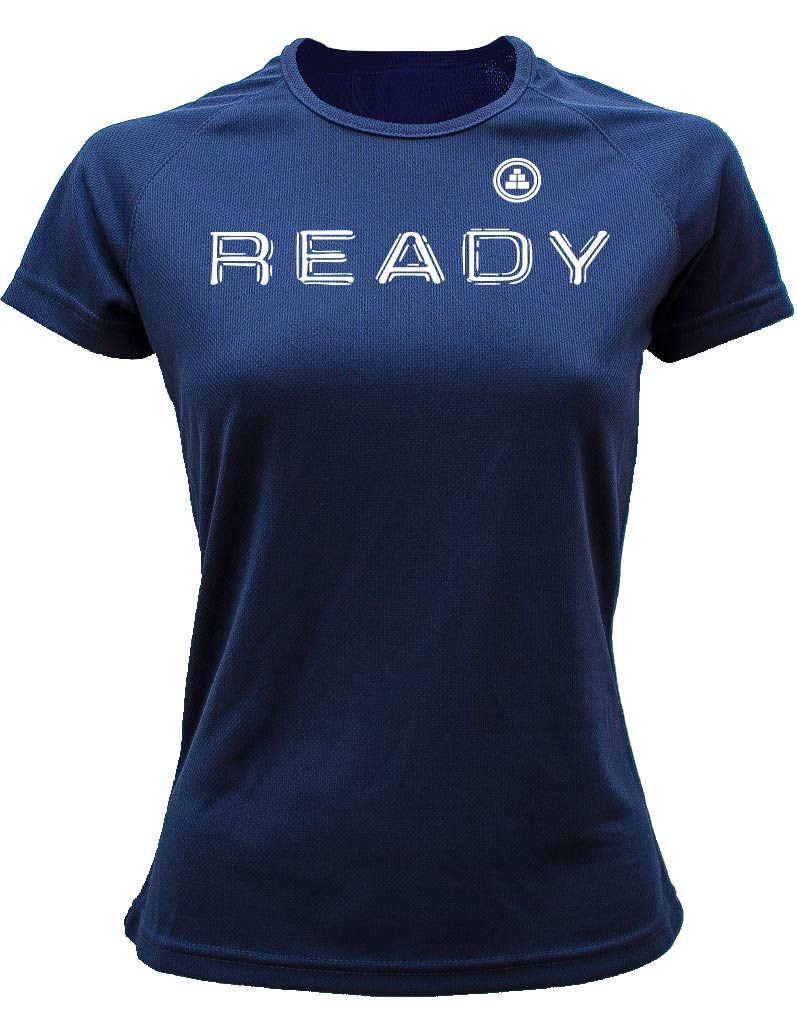Camiseta deportiva mujer AM