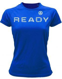 Camiseta deportiva ready AR