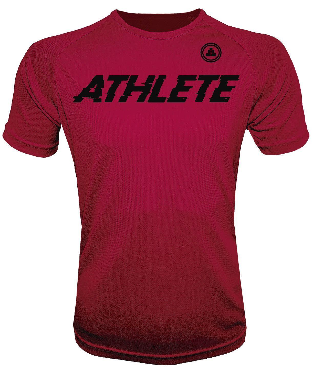 Camiseta Atleta H R
