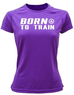 Camiseta fitness deportiva born to train v