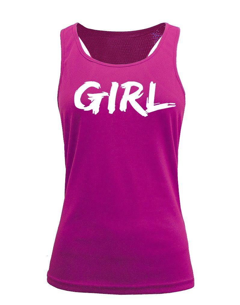 Camisetas Running Mujer de Tirantes