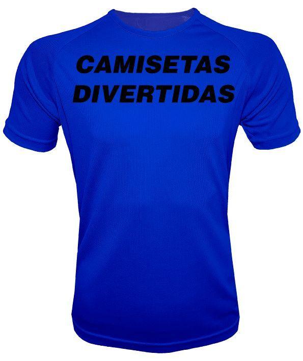 DIVERTIDAS CAMISETAS