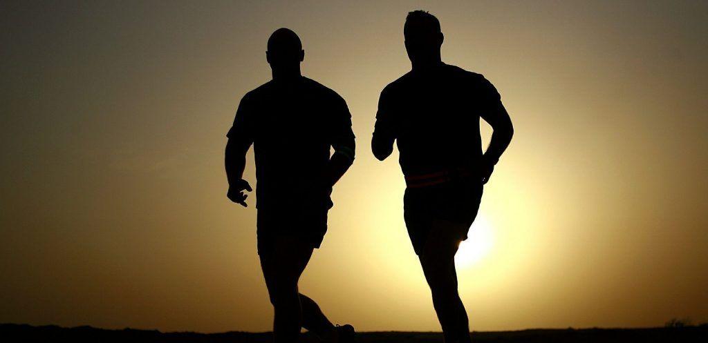 Running hombre es