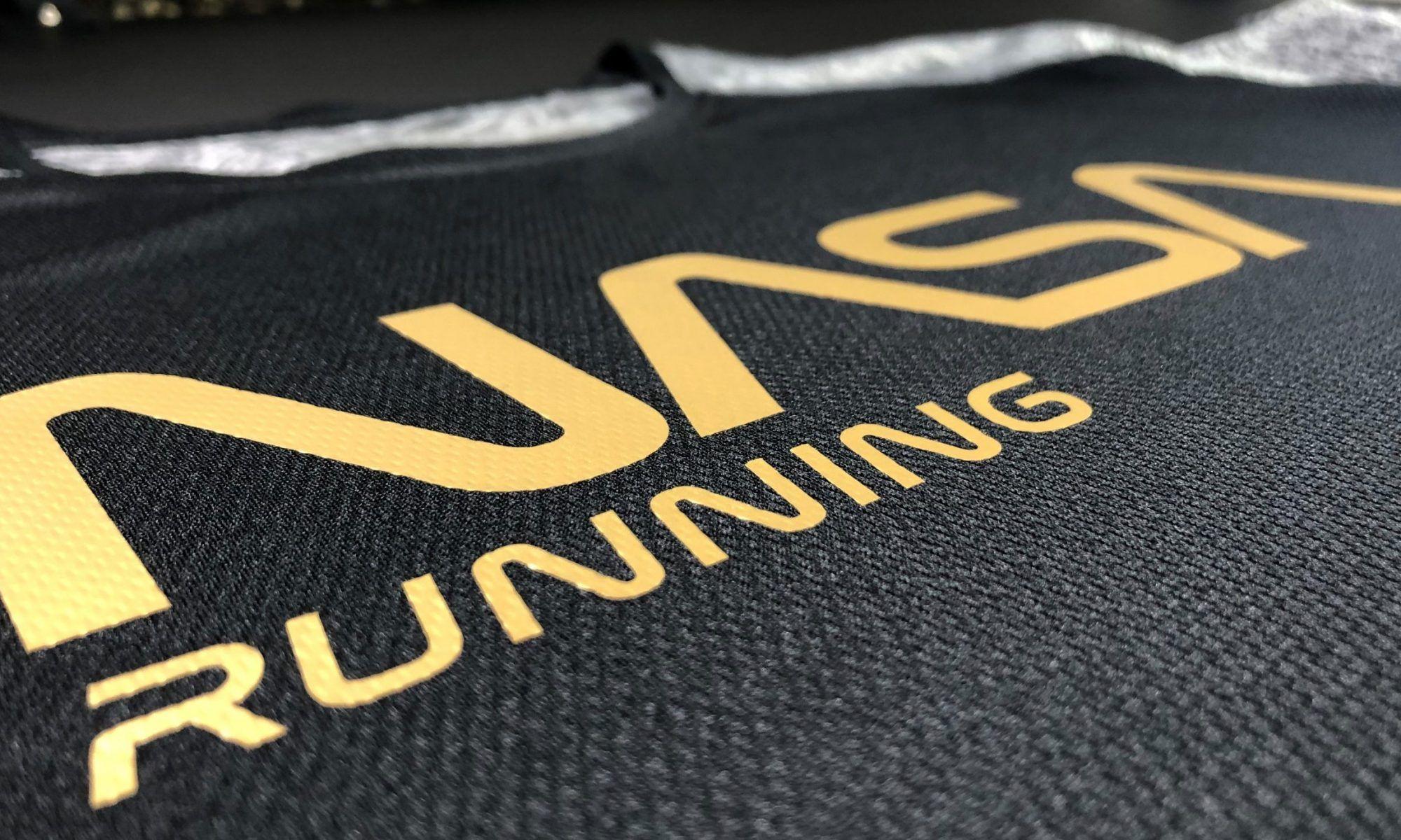 Fabricando camisetas running
